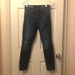 GAP resolution true skinny jeans size 26s